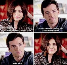 "#PLL 6x09 ""Last Dance"" - Aria and Ezra"