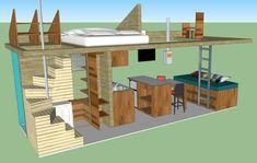 Tiny House Plan - Imgur