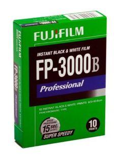 FUJIFILM FP-3000B 3.34 X 4.25 Inches Professional Instant Black and White Film by Fujifilm, http://www.amazon.com/dp/B001G70M6S/ref=cm_sw_r_pi_dp_p0i6rb1M6D841