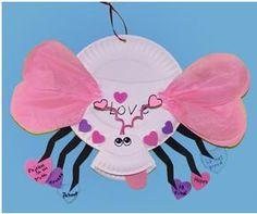 Love Bug Valentine's Day Card Holder