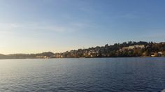 Lucerne, Switzerland. Boattrip