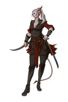 Our Modern Moths RPG Character Set 10 by Ernesto Irawan Fantasy Character Design, Character Creation, Character Design Inspiration, Character Concept, Character Art, Character Ideas, Tiefling Female, Dnd Tiefling, Tiefling Rogue