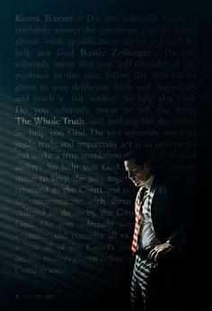 The Whole Truth - Film Poster