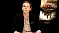 the mortal instruments jamie campbell bower gif