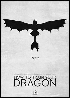 How To Train Your Dragon by Mads Hindhede Svanegaard