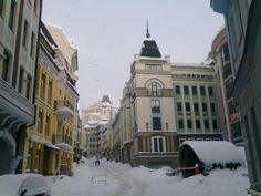 Kyiv. Vozdvizhenska Str.