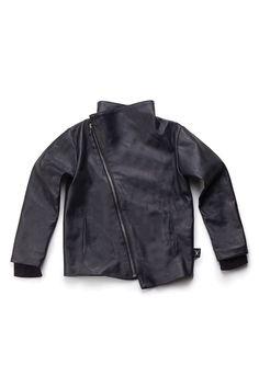 2e296fbac5a Nununu Leather Jacket