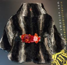 Discover the Ymoción Design collections and shop in the official online store for Forever Victoria & Dollyland tops Fur Jacket, Fur Coat, Jackets, Fashion Design, Shopping, Collection, Tops, Flower Belt, Down Jackets