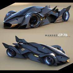 Mandru CP7b by stormserpent