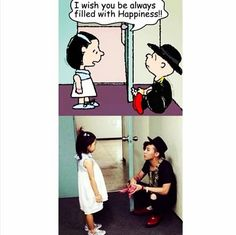 Haru is to G-Dragon as Lucy is to Charlie Brown? | allkpop