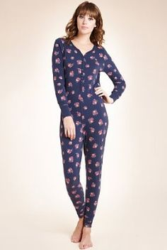 6d6af2927c48 Limited Collection Cotton Rich Floral All in One £22.50 Cool Onesies