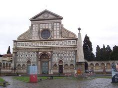 Santa Maria Novella, Firenze (photo by me, 2004)