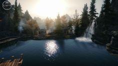 Деревня Хелсмирр / Helsmyrr Village - Дома и локации - TES V: Skyrim - Каталог модов - Gamer-mods.ru