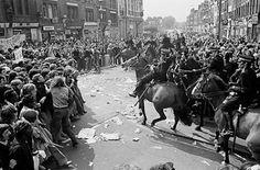 Battle of Lewisham, 13 August, 1977