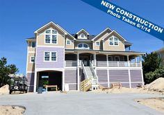 Twiddy Outer Banks Vacation Home - Wish Upon A Star I - Corolla - Oceanfront - 10 Bedrooms