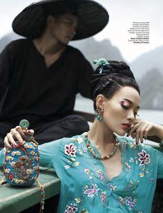 Dara Warganegara [] [] by Nicoline Patricia Malina [] Harper's Bazaar Indonesia [] Anniversary issue [] [] []