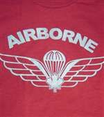 Canadian Airborne Wings T-Shirt