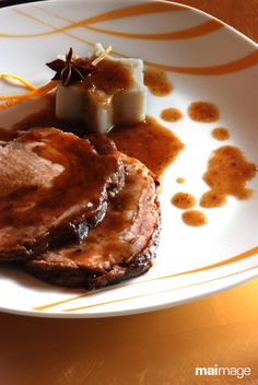 il colore della curcuma: ARROSTO di maiale alla coca-cola