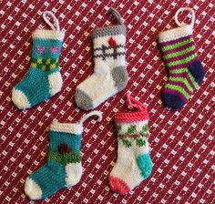 Ravelry: suzymarie's Bunny Christmas Stockings