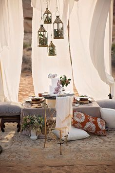 Moroccan Wedding Inspiration in the Valley of Fire #engagementparty