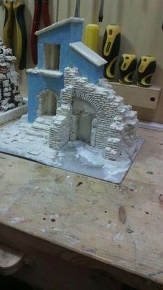 Christmas Nativity, Christmas Crafts, Warhammer Art, Diy Flowers, Flower Diy, Barbie Furniture, Tabletop Games, Origami, 3d Printing