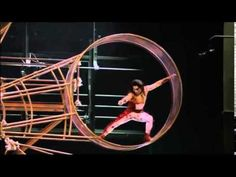 Cirque du Soleil Worlds Away KA - YouTube