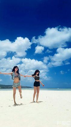 AOA Yuna & Chanmi