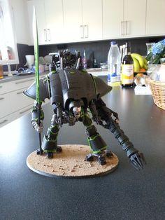 warhmmer 40k destroyer titan