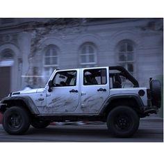 COD MW3 Jeep Wrangler Unlimited