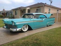1957 Ford Fairlane Custom Coupe ★。☆。JpM ENTERTAINMENT ☆。★。