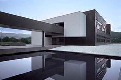 Minimalist architecture, house