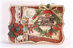 Merry Christmas Card *Graphic 45* - Scrapbook.com