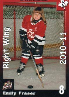 Emily playing hockey Kids Sports, Hockey, Field Hockey, Ice Hockey