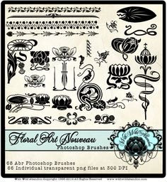 Promotional #Offer! Floral Photoshop Bruses, Art Nouveau Clipart, digital stamp, overlay, floral digital illustrations is available at $7.00 https://www.etsy.com/listing/166942426/floral-photoshop-bruses-art-nouveau?utm_source=socialpilotco&utm_medium=api&utm_campaign=api  #everythingelse #graphicdesign  #wallvinyl,#Silhouette, #CutFile, #ai,#eps, #png, #dxf, #svg,#cameosilhouettedesign, #cricutdesign,cricut, #cameosilhouette, #tshirtdesign,
