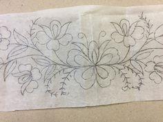 Risultati immagini per bordados en tul y dibujos
