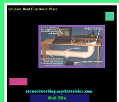 Cylinder Head Flow Bench Plans 172323 - Woodworking Plans and Projects!