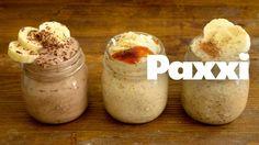 Πρωινά με βρώμη - Paxxi E100 Breakfast Recipes, Snack Recipes, Cooking Recipes, Healthy Recipes, Snacks, Soup Mixes, Easy Cooking, Smoothies, Food And Drink