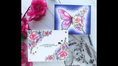 Transformation – The Ton Butterfly Images, Butterfly Cards, Pretty Cards, Cute Cards, The Ton Stamps, Altenew Cards, Card Companies, Card Maker, Clear Stamps