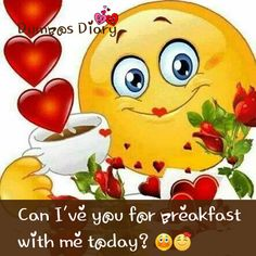 Dank, love, and good morning: happy tuesday good morning via love thispic. Good Morning Smiley, Good Morning Good Night, Good Morning Wishes, Good Morning Images, Good Morning Quotes, Morning Pics, Funny Good Morning Memes, Emoji Love, Smiley Emoji