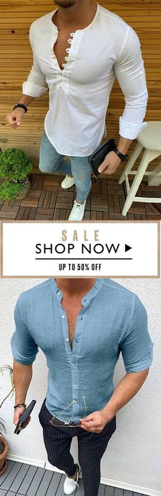 Fashion Casual Striped Men's Shirts Fashion Casual Striped Men's Shirts Style Casual, Casual Tops, Men Casual, Stylish Mens Outfits, Casual Outfits, Casual Dresses Plus Size, Man Dressing Style, Classy Men, Mens Clothing Styles