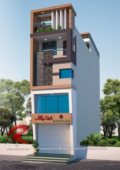 Rc Visualization is a growing Plan & Elevation Designing company. We are expert in architectural Planning, Elevation Designs, interior designs and realistic renderings. House Outer Design, House Outside Design, House Front Design, Small House Design, Narrow House Designs, Modern Exterior House Designs, 2 Storey House Design, Bungalow House Design, House Elevation