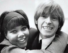 Nedra Talley & Brian Jones