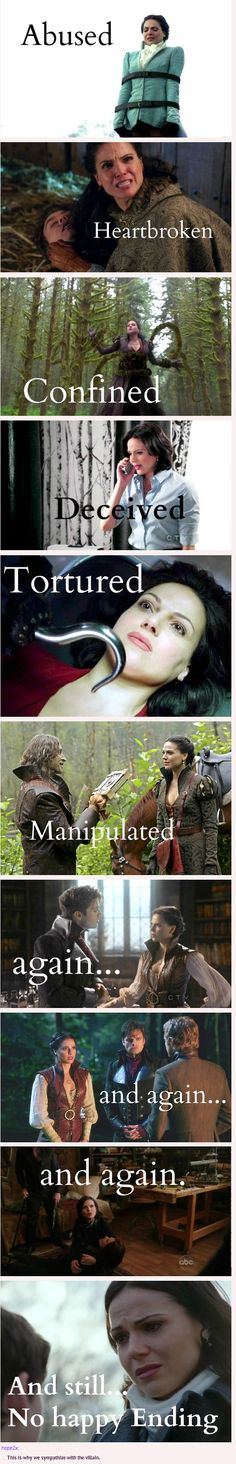 "either Daniel needs to be resurrected or maid marine needs to have an ""accident"" REGINA NEEDS TO BE HAPPY!!!"