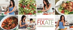 FIXATE: The Brand New 21 Day Fix Cookbook GIVEAWAY {US Only; ARV $19.99; ends 7/28/15}