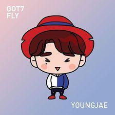 Youngjae gotoon fanart #got7 @jbmtjr.jsyjbbyk #gotoon #got7youngjae #youngjae #영재 #got7fly #갓세븐 #choiyoungjae