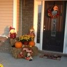 Adorning and Decorating the Front Porch for Fall
