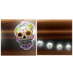 The best part about the holidays is decorating! These are so cute yet very halloweeny! They add some flavor to my naked entry way wall and I love these! They are battery operated so no plug ins! I got mine discounted but would certainly pay full price as these are too cute! You can get yours here: https://www.amazon.com/gp/product/B01J5EVMZI/ref=oh_aui_detailpage_o06_s00?ie=UTF8&psc=1