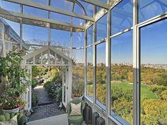 Manor House above Central Park #newyork #sothebyshomes