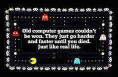 Old Computer Games are Just Like Real Life [Picture]