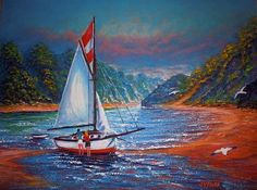 Framed Prints, Canvas Prints, Sailing Ships, Joseph, Tapestry, Boat, In This Moment, Fine Art, Artist